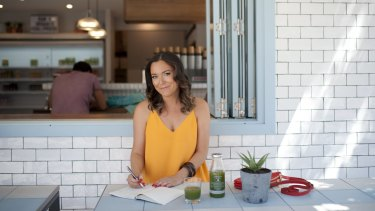 Amanda Daley coaches those in the wellness industry on how to build profitable businesses.