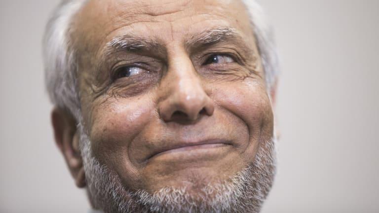 The Grand Mufti of Australia Dr Ibrahim Abu Mohammed.