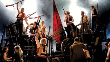 Sir Cameron Mackintosh's revised production of <i>Les Miserables</i> features refreshed orchestrations, a powerful soundscape and animations based on Victor Hugo's original drawings.