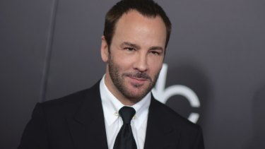 Amercian designer and director Tom Ford said all men should be sexually penetrated at some point.