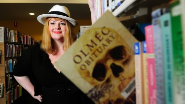 L.J.M. Owen has written a second novel based on a slightly fictional Canberra.