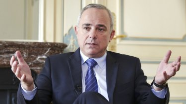 'We think it's going to be a bad, insufficient deal': Israel's Strategic Affairs Minister, Yuval Steinitz.