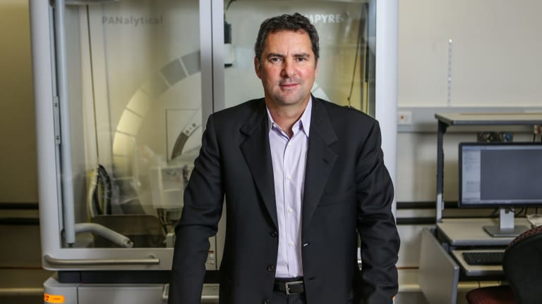 """CSIRO chief executive Larry Marshall: """"The reality is some people are really resistant to change and some people embrace it."""""""