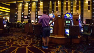 Stephen Paddock, the gunman in the Las Vegas massacre, would sit for hours at the machines, often at more than $100 a hand.