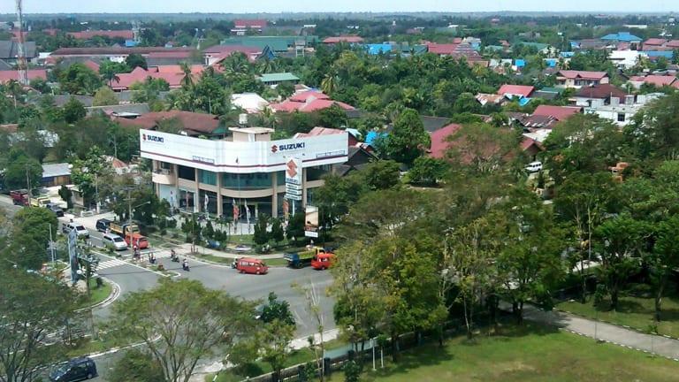 Jakarta's Deputy Governor Djarot Saiful Hidayat is sceptical about moving the capital to Palangkaraya, pictured.