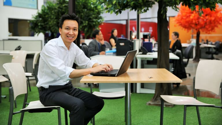 Taylor Tran visited hundreds of coworking spaces across Australia and globally.