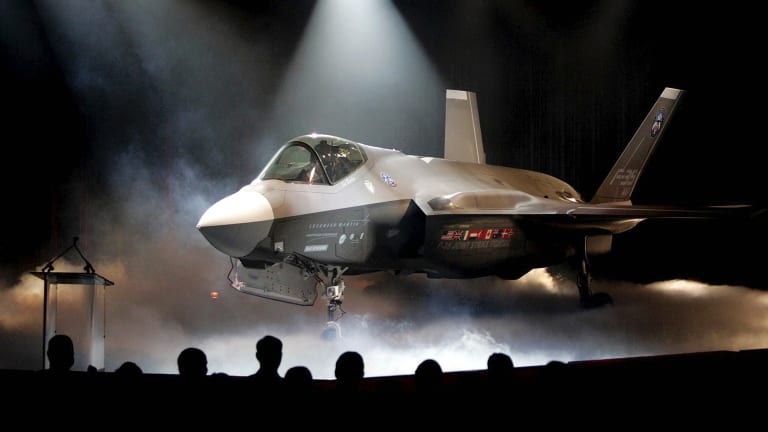 Australia has committed to buying 72 F-35 planes by 2023 at a cost of $14 billion.