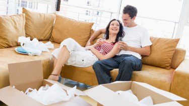 There are lots of tricks to help you buy your first home.