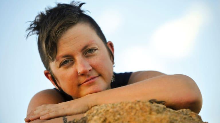 Jennifer Mills, author of Dyschronia.