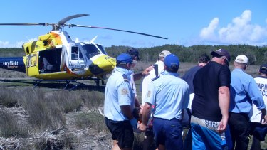 RACQ Careflight will receive at least two new helicopters under a $300 million funding agreement.