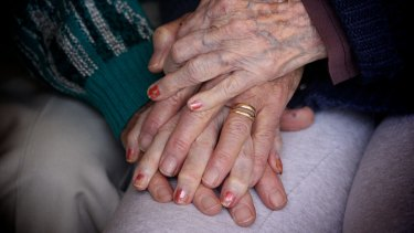 Almost one in 10 Australians aged over 65 has dementia.