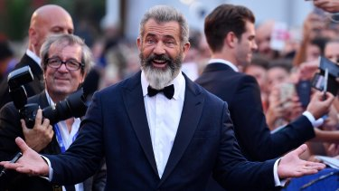Mel Gibson says the most difficult thing in life is to overcome your own 'fallen nature'.