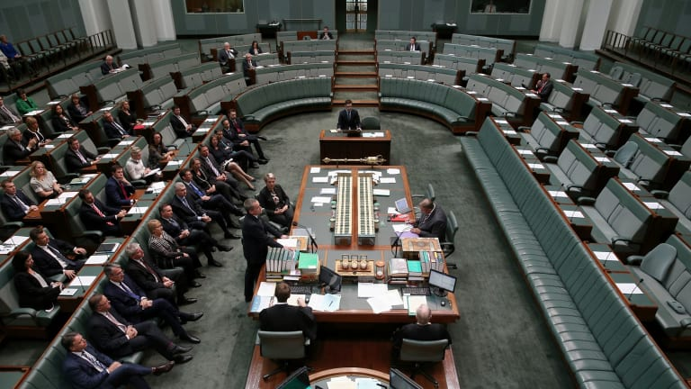 Opposition Leader Bill Shorten introduces the bill.