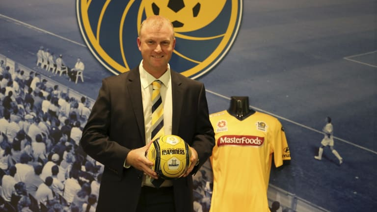Central Coast Mariners boss Shaun Mielekamp wants to tap into the Canberra market.