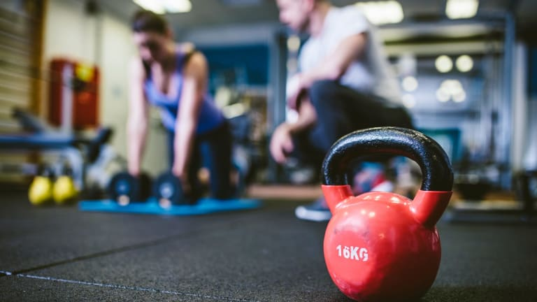 Personal trainers with minimal training can earn a six-figure salary.