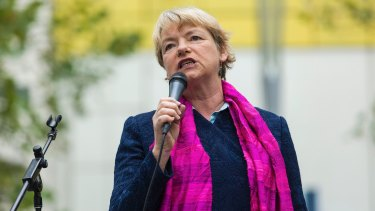 Greents Senator Janet Rice.