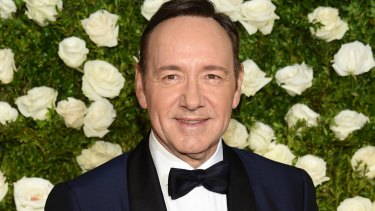 Kevin Spacey says Rapp's accusation 'has encouraged me to address other things about my life'.