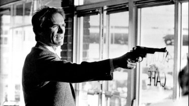 Dirty Harry is on target, unlike Victoria's politicians when it comes to drug crime.