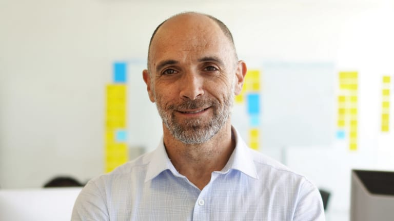 Alex Liberman took on a new job at age 43 as head of UX at On a Roll 21.