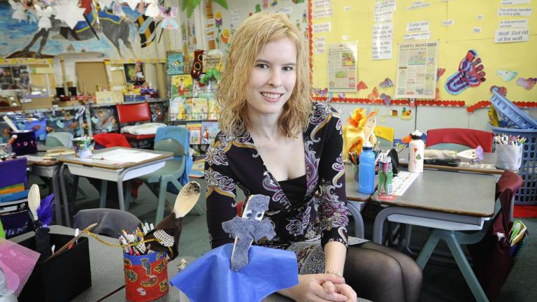 QUT Faculty of Education researcher Dr Chrystal Whiteford has completed research into early childhood care.