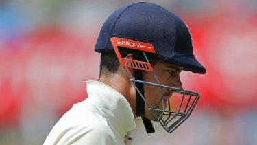 Will England be brave enough to drop former captain Alastair Cook?
