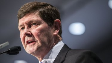 Kevin Andrews faces further questions over fundraising after it emerged a former staffer ran the club that backed him in opposition.