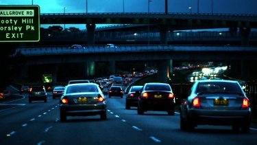 Slowing: New roads encourage people to rely disproportionately on cars as transport.