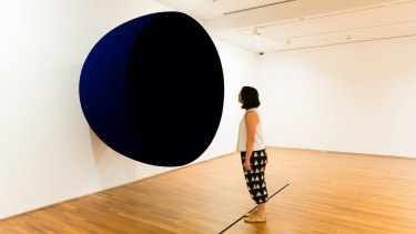 <i>Minimalism.Space.Light.Object.</I> features 150 works by artists from across the world, including  Anish Kapoor's <i>Void</I>.