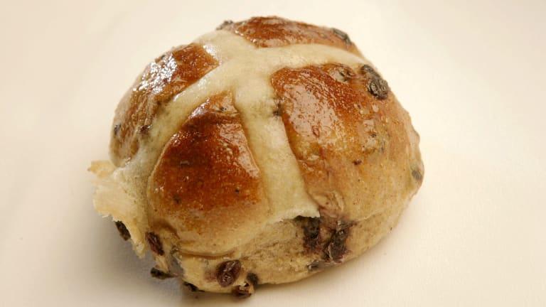Hot cross buns predate Christianity.