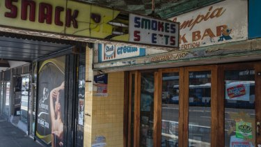 Sydney's last original milk bar, the Olympia, was forced to shut in November for urgent repairs.