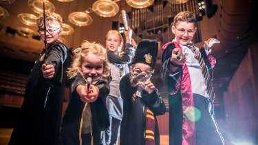 Harry Potter power turns concert series into a Sydney