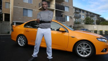 Mike Oze-Igiehon is suing Uber after he was deactivated from the ride-hailing app last year.