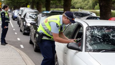 The Government will consider cutting the legal blood alcohol limit from 0.05 to 0.02.