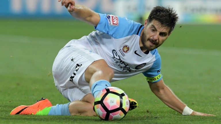 Skipper Bruno Fornaroli will be missing until late January or early February.