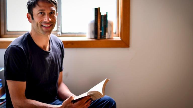 Mark Brandi won the British Crime Writers' Association's Debut Dagger.