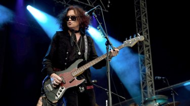 This tour will be the first time in four decades that Glenn Hughes has played only Deep Purple songs on stage.