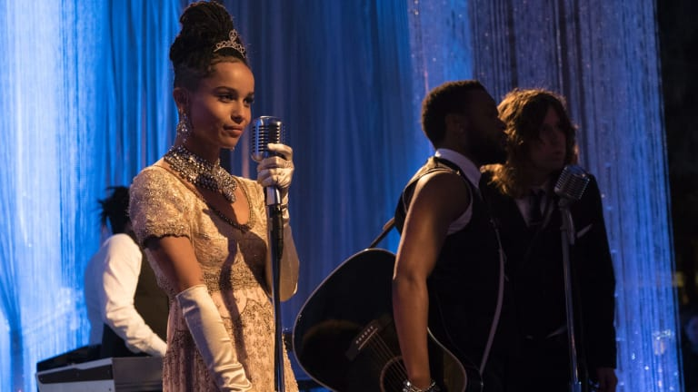 The adaptation has been criticised for overlooking the story of Bonnie (Zoe Kravitz).
