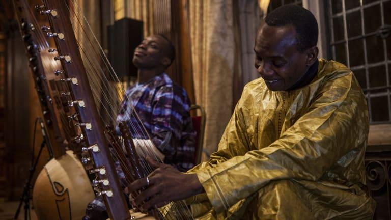 Peak musical experience: Mali's Toumani and Sidiki Diabate