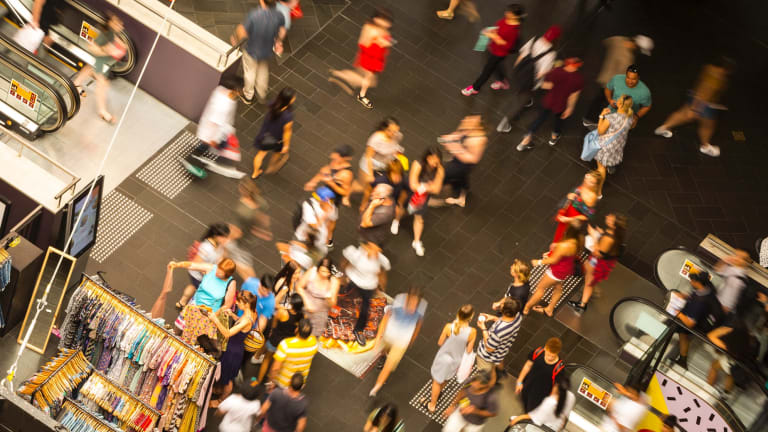 Shoppers are expected to spend $2.36 billion at sales on Boxing Day alone.