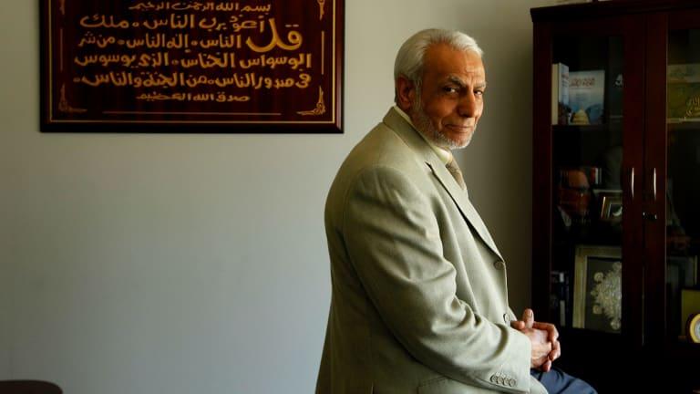 Ibrahim Abu Mohammed, the Grand Mufti of Australia.