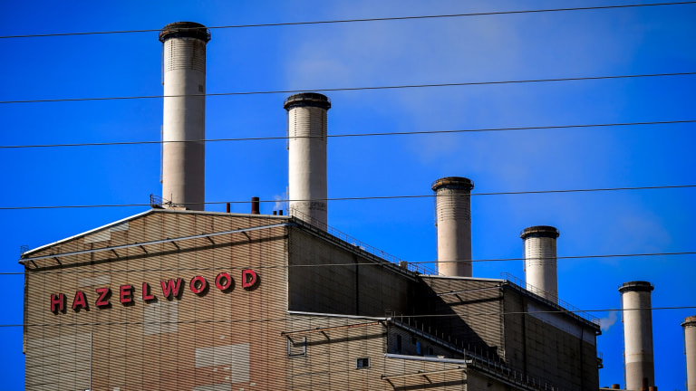 One man blasted Engie for not closing the power station in a staged fashion over several years.