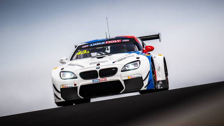 Local knowledge: BMW's Schnitzer Motorsport outfit is back at Bathurst, with Chaz Mostert leading the charge.