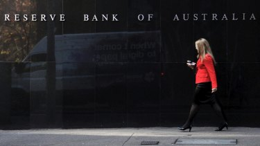 "The RBA warned household consumption in the lead-up to the festive shopping season was a ""continuing source of uncertainty""."