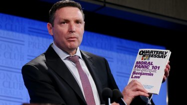 """""""No"""" campaign head Lyle Shelton has focused on what he calls the consequences of same-sex marriage."""