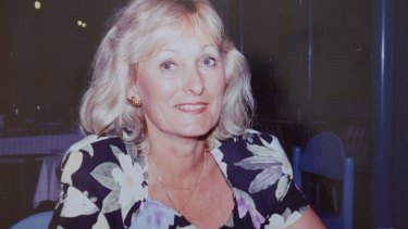 Jo Duff in the early 1980s, at about 45 years old.