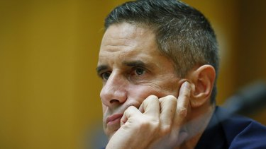 Australian Border Force Commissioner Roman Quaedvlieg has denied wrongdoing.