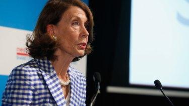 Medibank chair Elizabeth Alexander will lead the only major Australian company board with more women than men.