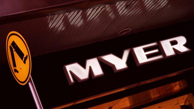 Having failed its turnaround targets, Myer has rejigged its plan.