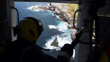 Aerial surf rescue: The guardian angels keeping people safe