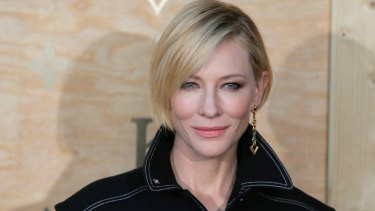Cate Blanchett's role in Thor: Ragnarok has shot her back into the list for the first time since 2009.